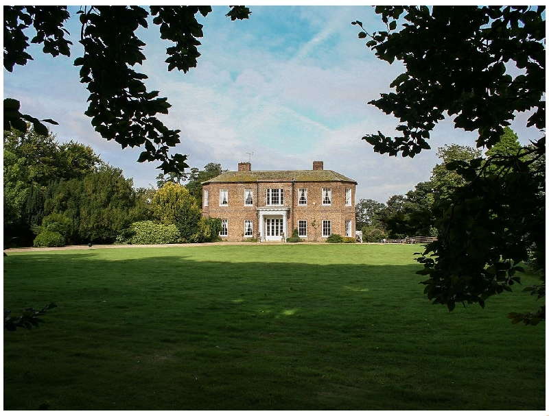 Click here for more about Walcot Hall
