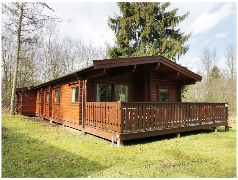 Click here for more about Red Kite Lodge
