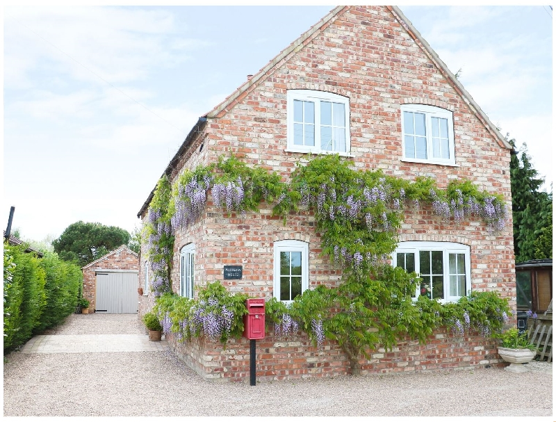 Details about a cottage Holiday at Wisteria House