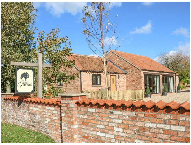 Click here for more about The Cottage at Grange Farm Barns